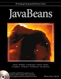JavaBeans book cover