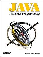 Cover of Java Network Programming