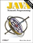 Cover of the 2nd Edition of Java Network 