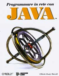 Programmare in rete con Java cover
